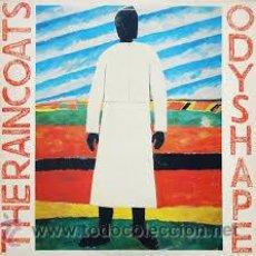 Discos de vinilo: THE RAINCOATS: ODYSHAPE (LP VINILO) ROUGH TRADE (ROUGH 13). UK, 1981. Lote 53356460