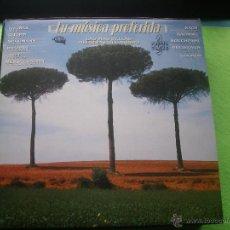Discos de vinilo: TU MUSICA PREFERIDA LAS MAS BELLAS MELODIAS DEL MUNDO LP HISPAVOX 1986 NUEVO¡¡. Lote 53359196