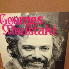 Discos de vinilo: DISCO VINILO LP GEORGES MOUSTAKI. Lote 53359305