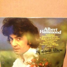 Disques de vinyle: DISCO VINILO ALBERT HAMMOND.MY SPANISH ALBUM. Lote 53359376