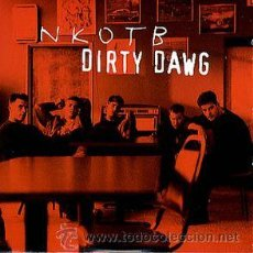 Discos de vinilo: NKOTB- DIRTY DAWG. Lote 53359485