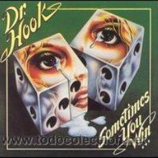 Discos de vinilo: DR.HOOK,A VECES GANAS. Lote 53360388