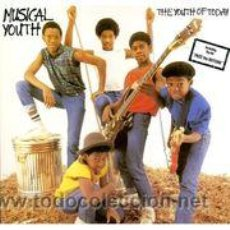 Discos de vinilo: MUSICAL YOUTH,THE YOUTH OF TODAY. Lote 53360585