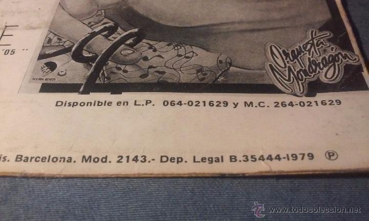 Discos de vinilo: ORQUESTA MONDRAGON - PONTE LA PELUCA - SINGLE - Foto 6 - 53360918