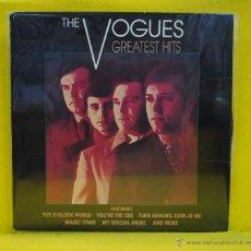 Discos de vinilo: THE VOGUES - GREATEST HITS - LP. Lote 53362324