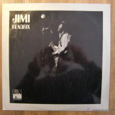 Discos de vinilo: JIMI HENDRIX - JIMI HENDRIX (LP, ALBUM). Lote 53365431