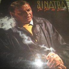 Discos de vinilo: FRANK SINATRA - SHE SHOT ME DOWN LP - ORIGINAL ESPAÑOL - REPRISE RECORDS 1981 - STEREO -. Lote 53365563
