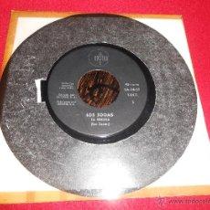 Discos de vinilo: LOS ZOOMS LA DROGA/ALGUIEN LOS HA DE ESCUCHAR 7 SINGLE 1968 SAYTON PROMO PSYCH FREAKBEAT. Lote 53366986