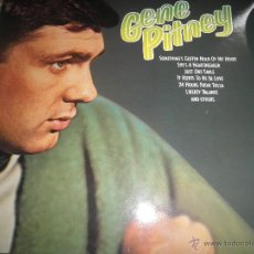 Discos de vinilo: GENE PITNEY - GENE PITNEY LP - EDICION ALEMANA -PROFILE - STRAND / TELDEC RECORDS 1981 -. Lote 53368473