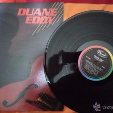 Discos de vinilo: DUANE EDDY - LP (1987) / COUNTRY ROCK, ROCKABILLY. Lote 53370063