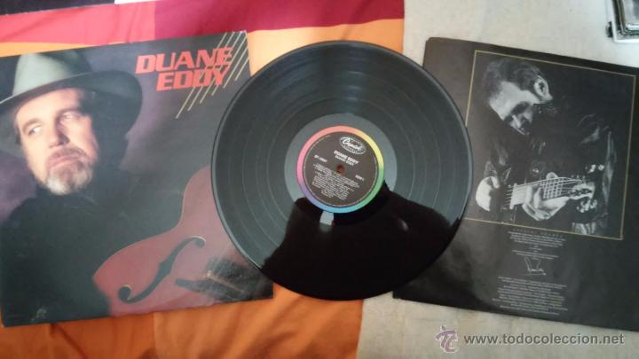 Discos de vinilo: DUANE EDDY - Lp (1987) / Country Rock, Rockabilly - Foto 2 - 53370063