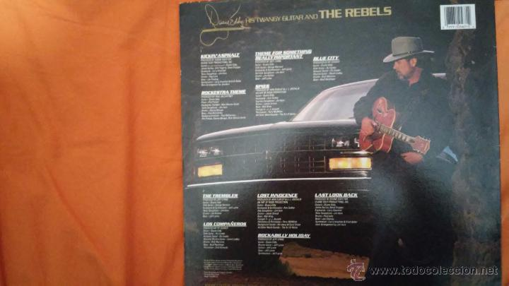 Discos de vinilo: DUANE EDDY - Lp (1987) / Country Rock, Rockabilly - Foto 3 - 53370063