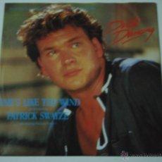 Discos de vinilo: DIRTY DANCING ( SHE'S LIKE THE WIND - STAY ) 1987 - GERMANY SINGLE45 RCA. Lote 197748212