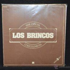 Discos de vinilo: LOS BRINCOS - SERIE ESPECIAL COLECCIONISTAS - 2 LP. Lote 53381316