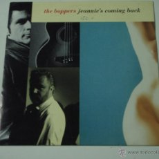 Discos de vinilo: THE BOPPERS ( JEANNIE'S COMING BACK - WHEN I SEE HER SMILE ) 1991-SWEDEN SINGLE45 SONET. Lote 53381851