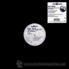 Discos de vinilo: TAG TEAM ?– WHOOMP! THERE IT IS (THE REMIXES). Lote 53383856