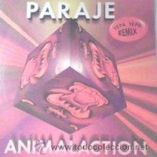 Discos de vinilo: PARAJE ?– ANIMALACTION (YEPA YEPA REMIX). Lote 53384361