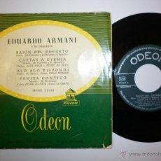 Discos de vinilo: EDUARDO ARMANI Y SU ORQUESTA. Lote 53388933