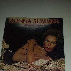 Discos de vinilo: DONNA SUMMER (1977). Lote 53392517