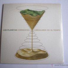 Discos de vinilo: LOS PLANETAS SG 7'' CORRIENTES CIRCULARES.. ED. LIMIT Y AGOTADA NUEVO Y PRECINTADO. Lote 205879508