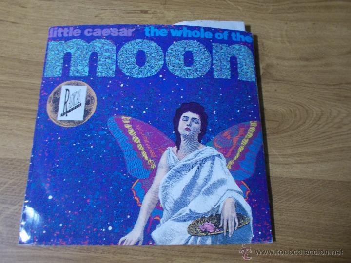 LITTLE CAESAR. THE WHOLE OF THE MOON MAXI 12. (Música - Discos de Vinilo - Maxi Singles - Pop - Rock Extranjero de los 90 a la actualidad)