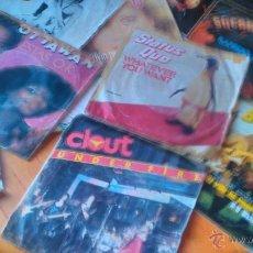 Discos de vinilo: LOTE DE SINGLES DISCOS DE VINILO,POP ROCK,EXTRANJERO Y ALGO DE ESPAÑOL.. Lote 53401864