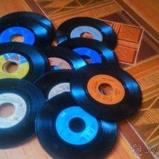 Discos de vinilo: LOTE DE SINGLES DISCOS DE VINILO,POP ROCK,EXTRANJERO Y ALGO DE ESPAÑOL.. Lote 53401983