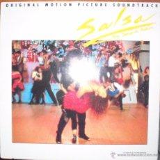Discos de vinilo: LP SALSA, THE SECOND ALBUM. EDICION MCA DE 1988 (ALEMANA).. Lote 53403280
