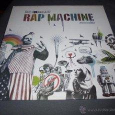 Discos de vinilo: DJ FORMAT --- RAP MACHINE // SINGLE 12 PULGADAS// IMPECABLE!!!. Lote 53417153