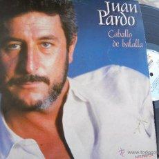 Discos de vinilo: JUAN PARDO -CABALLO DE BATALLA -DOBLE LP 1983. Lote 53420584