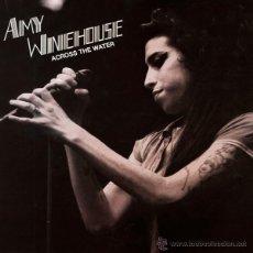 Discos de vinilo: AMY WINEHOUSE LP ACROSS THE WATER VINILO LIVE MUY RARO COLECCIONISTA BACK TO BLACK. Lote 53421351