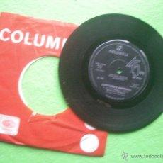 Discos de vinilo: HERMAN´S HERMITS SOMETHING´S HAPPENING SINGLE UK 1968 PDELUXE. Lote 53424902