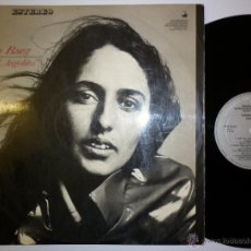Discos de vinilo: JOAN BAEZ - FAREWELL ANGELINA - EDICION ORIGINAL 1965. Lote 53430541