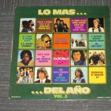 Discos de vinilo: LO MAS DEL AÑO VOL.3 - VARIOS ARTISTAS - MOVIEPLAY - SPAIN - 1974 - IBL -. Lote 53432528