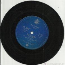 Discos de vinilo: RAPHAEL SINGLE COSTUMBRES-TE ESTOY QUERIENDO TANTO.ARGENTINA 1972 . Lote 53438099