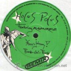 Discos de vinilo: HOCUS POCUS. Lote 53439421
