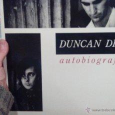 Discos de vinilo: LP DUNCAN DHU AUTOBIOGRAFIA DOBLE. Lote 53446369