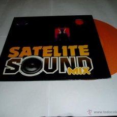 Discos de vinilo: SATÉLITE SOUND MIX VINILO LP. Lote 53453291