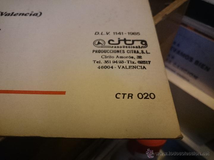 Discos de vinilo: L'avio roig coches negros Empieza por ahi 12 pulgadas Maxi vinilo Citra producciones CTR020 - Foto 5 - 53460958