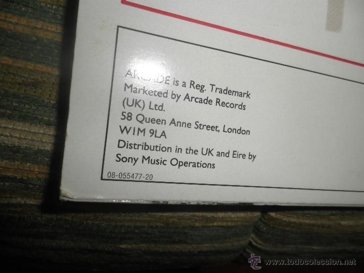 Discos de vinilo: CHRISTMAS LOVE SONGS DOBLE LP - VARIOS ARTISTAS - ARCADE RECORDS 1991 - MUY NUEVO (5). ED. INGLESA - - Foto 3 - 53466381