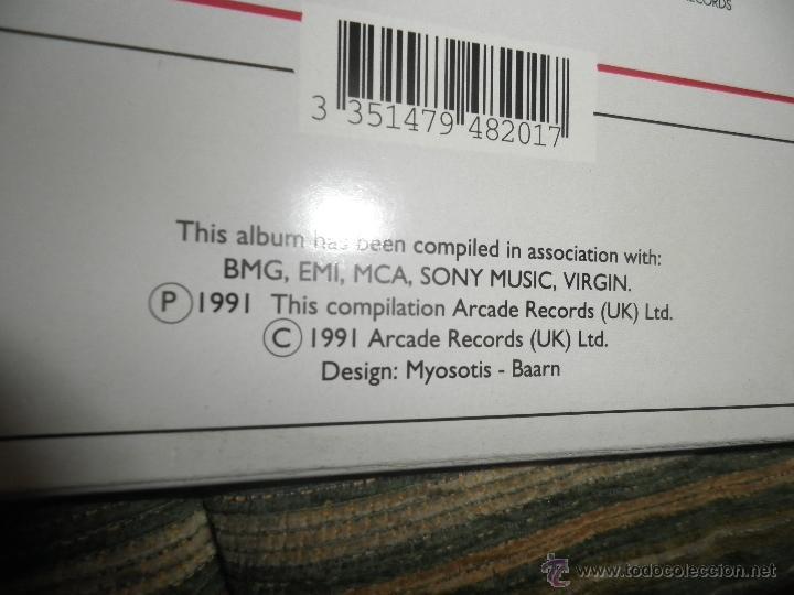 Discos de vinilo: CHRISTMAS LOVE SONGS DOBLE LP - VARIOS ARTISTAS - ARCADE RECORDS 1991 - MUY NUEVO (5). ED. INGLESA - - Foto 4 - 53466381