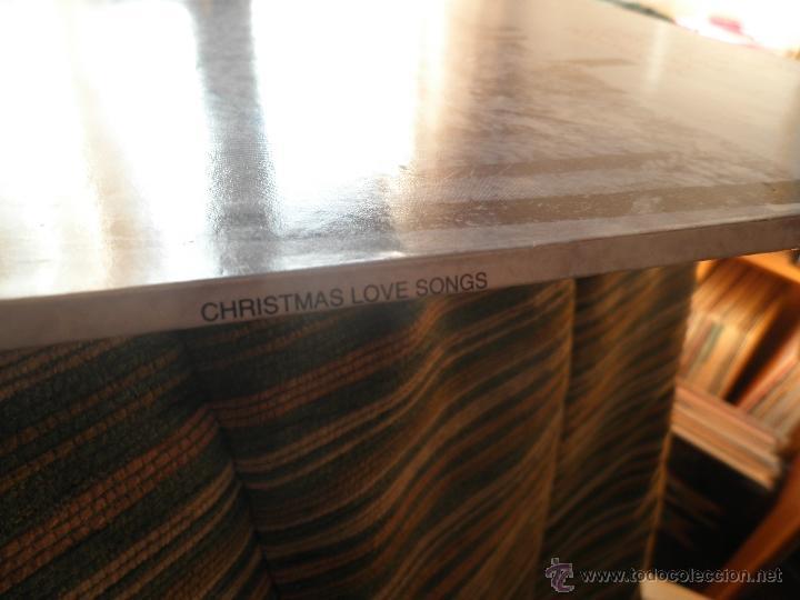 Discos de vinilo: CHRISTMAS LOVE SONGS DOBLE LP - VARIOS ARTISTAS - ARCADE RECORDS 1991 - MUY NUEVO (5). ED. INGLESA - - Foto 8 - 53466381