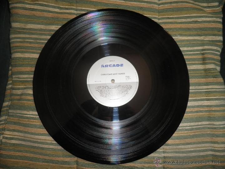 Discos de vinilo: CHRISTMAS LOVE SONGS DOBLE LP - VARIOS ARTISTAS - ARCADE RECORDS 1991 - MUY NUEVO (5). ED. INGLESA - - Foto 19 - 53466381