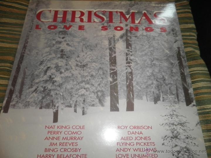 Discos de vinilo: CHRISTMAS LOVE SONGS DOBLE LP - VARIOS ARTISTAS - ARCADE RECORDS 1991 - MUY NUEVO (5). ED. INGLESA - - Foto 24 - 53466381