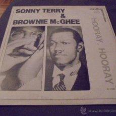 Discos de vinilo: ORIGINAL BLUES & RHYTHM & BLUES VOL. 26 --- SONNY TERRY & BROWNIE MCGHEE. Lote 53474636