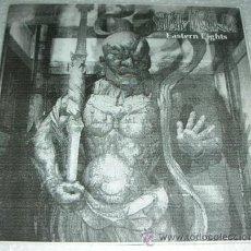 Discos de vinilo: SADISTIC LINGAM CULT / DECOMPOSING SERENITY – EASTERN LIGHTS / REPULSIVE BACTERIAL WASTE - EP 1996. Lote 53477961