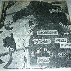 Discos de vinil: VARIOUS – PANX VINYL ZINE 09 - EP 6 TEMAS - CON EL FANZINE. Lote 53478016