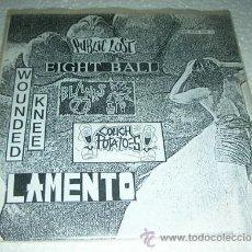 Discos de vinil: VARIOUS – PANX VINYL ZINE 11 - EP 5 TEMAS CON EL FANZINE. Lote 53478030