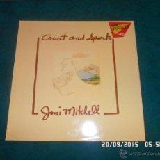 Discos de vinilo: JONI MITCHELL, COURT AND SPARK , ASYLUM RECORDS/WEA 1973/1974. Lote 53478553