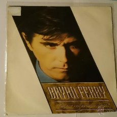 Discos de vinilo: BRYAN FERRY - IS YOUR LOVE STRONG ENOUGH? / WINDSWEPT (INSTRUMENTAL) (1986). Lote 53481949